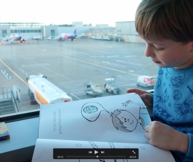 Jak pozytywnie przetrwać podróż z dzieckiem?